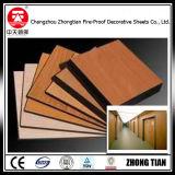 Los paneles de pared laminados HPL del Formica