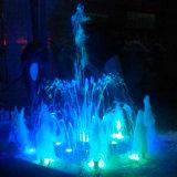 ヨーロッパ水噴水を変更する小さい音楽制御カラー