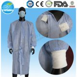PP Insulation Gown with Elastic Cuff