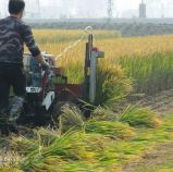Agriculture flexible 1000mm Largeur de coupe Paddy Reaper Binder