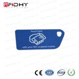 Dünne MIFARE NFC RFID Karten-Marke für Zahlung