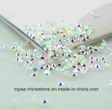 способа Ab Acrylic 20mm Rhinestone Flatback кристаллический каменного акриловый (FB-круглые 20mm)