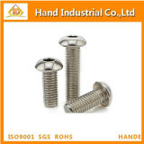 Factory Sales Stainless Stee Button Head Socket Screw