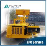 Alhe2 caricatore trasportatore ribaltabile elettrico LHD