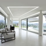 Luz linear montada Recessed do Trunking do diodo emissor de luz