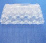 卵のための15のセルPVCまめの荷箱は卵のためのまめの皿を取り除く