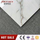 Bianco Statuarioの白い大理石の一見の磁器のタイル