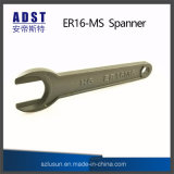 Spanner Nut Wrench高い硬度のHandtool ISO Er16氏
