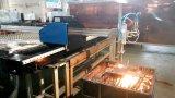 máquina de estaca automática portátil pequena de venda quente da folha do CNC