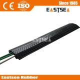 PU Plástico 3 Canales de Seguridad Vial de la Cruz Cubierta del Cable