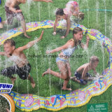 Água inflável Water Spray Inflatable Ball Toy para crianças