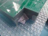 HASLのプリント基板が付いている緑プロトタイプPCB回路