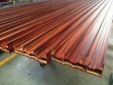 Profilo di alluminio di colore di legno di guadagno per i portelli e Windows