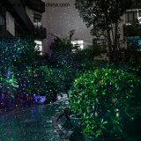 Lichte Kerstmis van de Laser van de Motie van Rg Openlucht