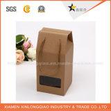 Venta caliente Professional Caja de papel Kraft reciclado personalizado