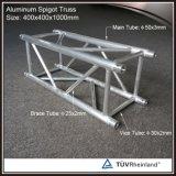 Aluminiumstadiums-quadratischer Kasten-Binder für Konzert-Ereignis