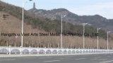 Barreira portátil 2 da estrada da solda da alta qualidade de Haohan
