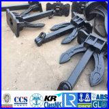 4050kgs ancla marina de Spek del certificado del Kr Nk del ABS CCS