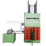 Prensa hidráulica /Flattener/Crusher/Compactor del barril vertical del tambor
