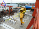 100t 50t Hydraulic Semi - Knuckle Boom Offshore Crane with Ahc System