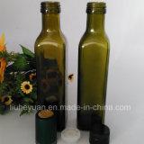 grüne Glasflaschen-Öl-Flasche des Olivenöl-250ml