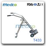 Chaud ! ! Chariot mobile à chariot de main de cylindre d'oxygène d'hôpital de la Chine