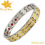 Bracelet classique en acier à la mode pour homme