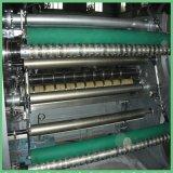 Hohe Präzision niedriges Prcie Papier-Rollenaufschlitzende Maschine, die Maschinerie aufschlitzt