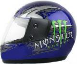 Casco de rosto completo para motocicleta Casco De Moto Capacete padrão DOT
