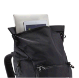 série 24L gama alta de saco do computador do ombro do viajante de bilhete mensal 15-Inch impermeável