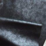 Обувает делать материальную кожу PU для сандалий Hw-914 ботинок