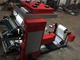 Equipo de impresión no tejido de la prensa de copiar del rodillo del papel de la tela de 2 colores (DC-NX)