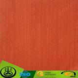 Papel del papel, madera del grano para el suelo y muebles decorativos