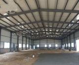 Estructura de acero prefabricada rentable de Quakeproof del edificio rápido moderno de Wiskind para el almacén