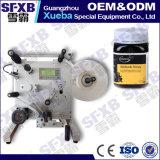 Semi автоматическая круглая машина для прикрепления этикеток бутылки опарника меда пчелы Sfyt-150