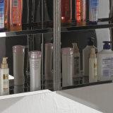 壁に取り付けられたキャビネットのヨーロッパ式の浴室ミラーのキャビネット