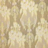 Merletto poco costoso all'ingrosso dello Spandex di alta qualità per il vestito