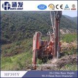 Спиральная пиллинга кожи/машины на гусеничном ходу фотоэлектрических солнечных спираль Установочное устройство микросвай буровой установки (HF395Y)
