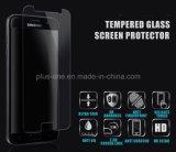 brouillon Tempered japonais du protecteur 0.33mm HD d'écran corrigé par 2.5D en verre anti clairement pour Samsung mobile S7