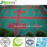 Gute Qualitätsplastikim freiensport-Fußböden