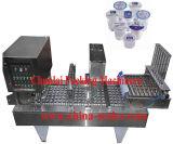 Máquina automática linear da selagem do copo Bg60