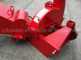 35-80HPトラクターのための自己の供給150mm欠けるCpacityの木製の砕木機