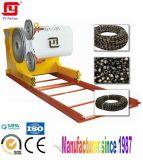 Máquina de serra de arame de diamante de 45kw para granito e pedreira de mármore