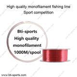 Großhandelssport-Konkurrenz anpassen die 50 Serien-und 60 Serien-Qualitäts-Nyloneinzelheizfaden-Fischerei-Zeile
