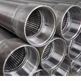 Well Drilling/Wedge Wire Screenのためのステンレス製のSteel 304 Wedge Wire Screen/Wedge Wire Screen