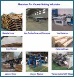 合板の生産Line//Filmは機械を作る合板および合板に直面した