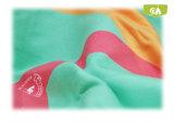 Ultra fibra do micro da camurça de toalha de praia do tamanho