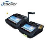 """equipo financiero de alta velocidad de la posición de la tablilla androide del sistema de la pantalla de 7 """" LCD"""