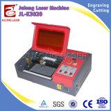 Alta velocidad y tamaño A4 Percision láser de grabado de la máquina sello Precio de la máquina de sellos de goma