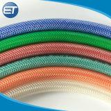 Fournisseur chinois colorés flexible haute pression en PVC flexible sur le jardin de l'eau